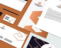 Saif Plast - identity