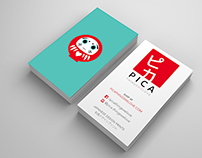 PICA's Business Card