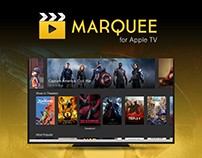 Marquee Movie for Apple TV