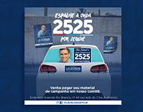 SOCIAL MEDIA | CANDIDATO LEUR LOMANTO JR.
