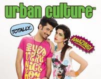 Urban Culture Spring/Summer 2012 Campaign