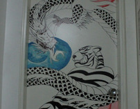 Lienzo Puertas / Door Canvas