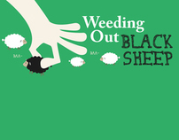 Weeding out black sheep