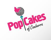 PopCakes Logo