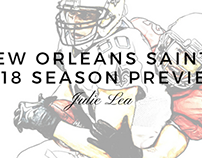 New Orleans Saints 2018 Season Preview