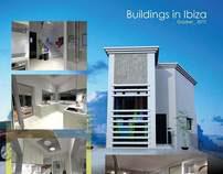 BUILDING IN IBIZA