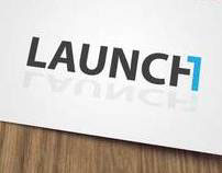 LAUNCH 1 (logo)