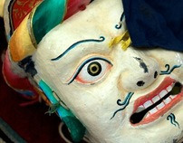 Chamms Buddhist Dance