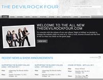 The Devilrock Four Website