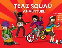 Teaz Squad