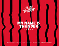 The Bloody Beetroots + JET | My Name Is Thunder