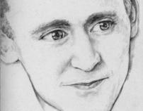 Scott fitzgerald / Tom hiddleston
