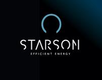 Starson - Lamp packaging