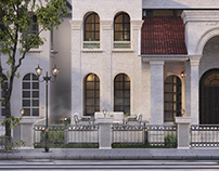 Classic Villa design/ Sulaimaniyah- iraq