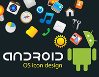Android OS icon set