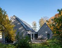Maple Tree House near Vilnius