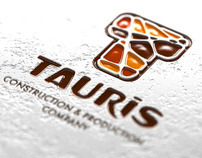 "Logotype for ""Tauris"""