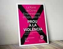 Prou a la violència XDE