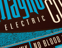 Magnolia Electric Co Show Poster