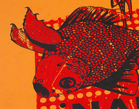 Nada Surf Show Poster