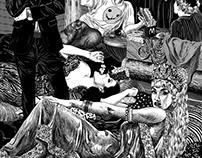 """Ig(o)rom do znacenja"" book - selected illustrations"