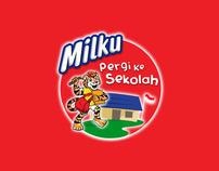 Milku  Pergi ke Sekolah