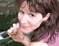 Portrait of Sonya Lyons