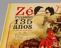 Zé Povinho 135 anos no País das Maravilhas