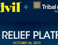 Tribal DDB for Advil