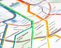 Amsterdam Tram System