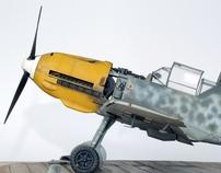 Messerschmitt Me109E-3
