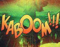 GOOD 50X70 // KABOOM!!!