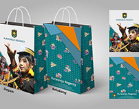 Bag Design for Local Bag Brand