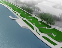 Riverside concept