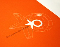 OBSERVEUR DU DESIGN 2005 CATALOG (editorial design)