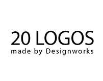 20 Logos by Designworks