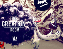 Inception of the Creation Room