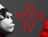 "Lil Wayne ""Tha Carter IV"" Redesign"