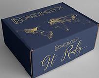 Graphisme box Boardingbox, paris par Loolye