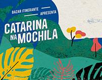 Catarina na Mochila