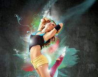Sexy girl poster gallery - Nightclub sexy posters