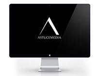 Astucemedia Rebrand