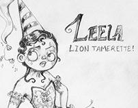 Leela Lion Tamerette