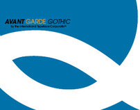 Avant Garde Gothic | Font Book