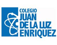 Colegio Juan de la Luz Enriquez (Identidad Corporativa)
