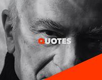 Design Quotes - Ver 1.0