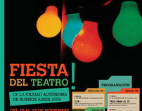 Fiesta del teatro // Event