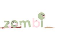 Zombie | Word Animation