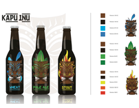 Kapu Inu Beer Packaging