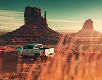 Chevrolet Colorado Road Trip to Utah